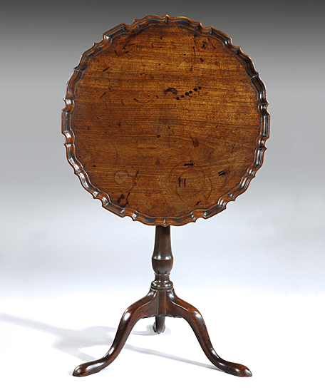 Antique tripod tables for sale