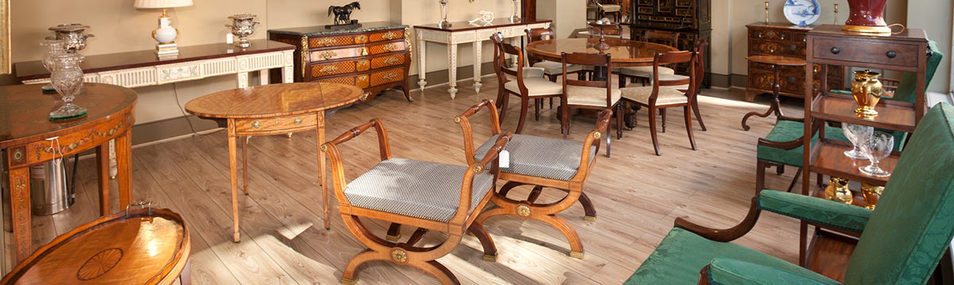 Georgian antique furniture categories.