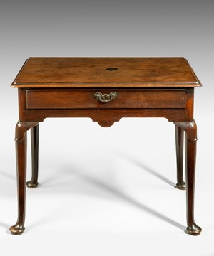Irish Georgian sidetable.