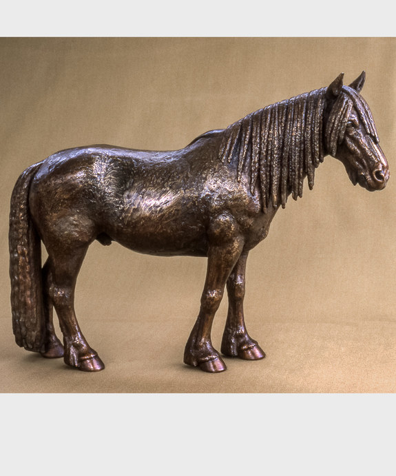 Bronze Fell Pony Sculpture