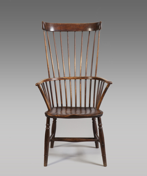 Welsh vernacular armchair