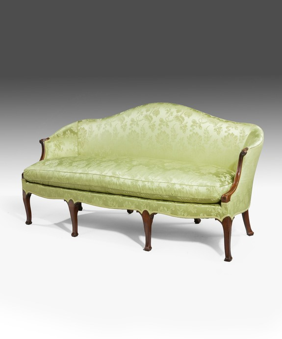 Reindeer Antiques Newsletter Sofa And Other Seating At