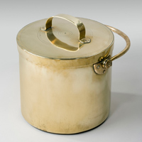 A 19th Century brass ice pail Thumbnail 1