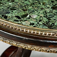 A low Regency period coffee table. Thumbnail 3