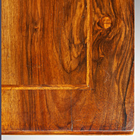 A rare George I period walnut bachelor's chest. Thumbnail 3
